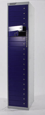 garment locker system