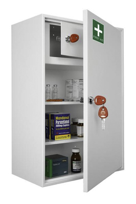 Security Medical Cabinets