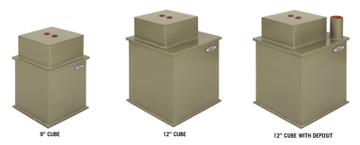 UF0600 Series Tarvos Underfloor Security Safes