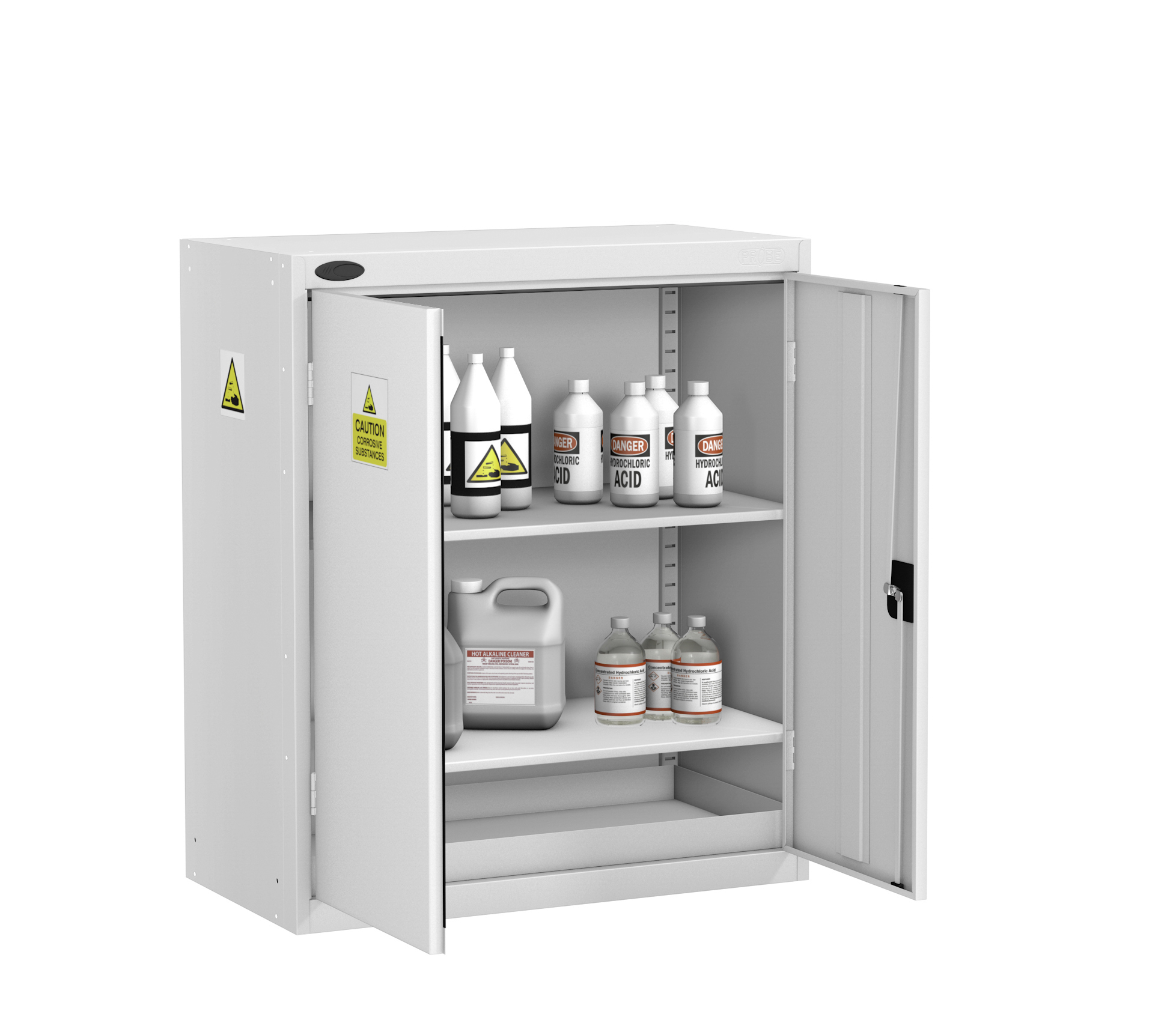 Low Acid/Alkaline Cabinets