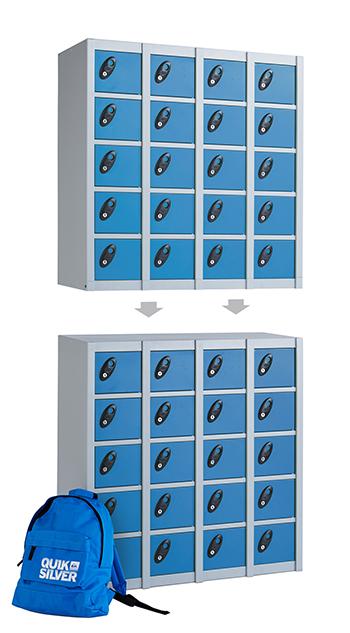 probe mini box lockers
