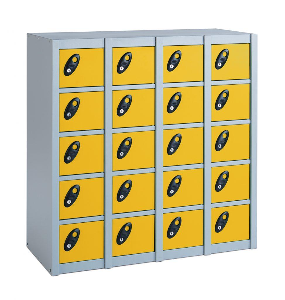 Mini lockers