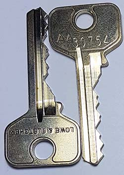 L&F key cutting