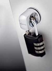 Ojmar hasp lock