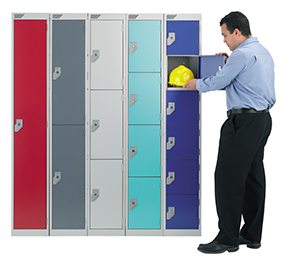 Budget wet area lockers