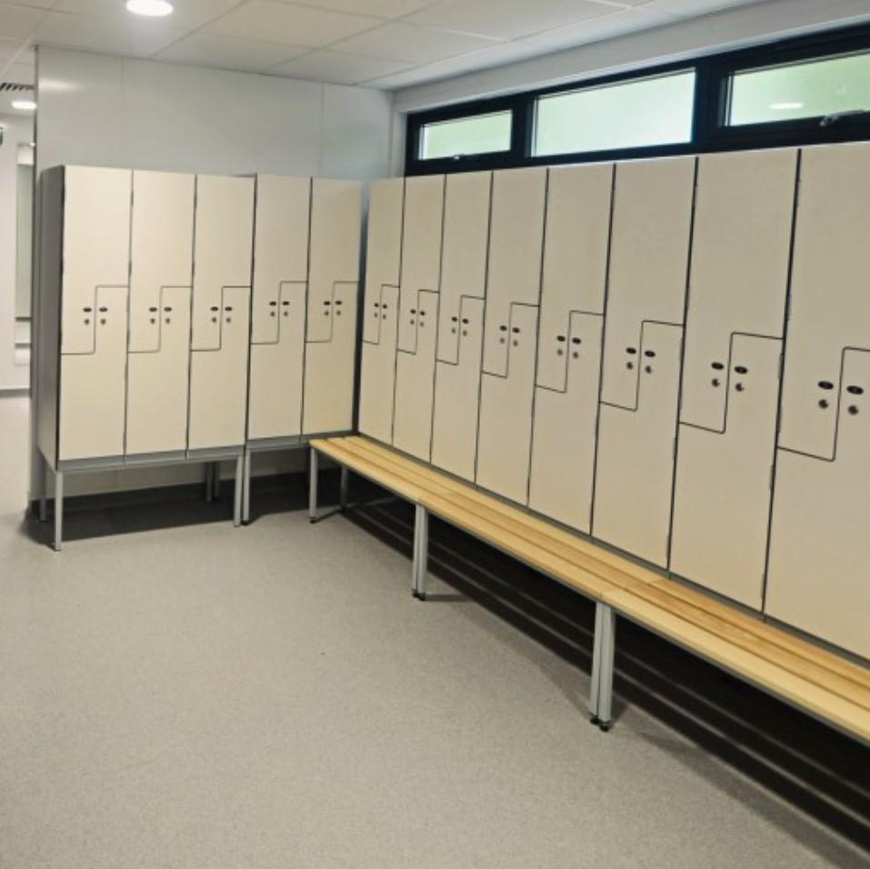 Z lockers